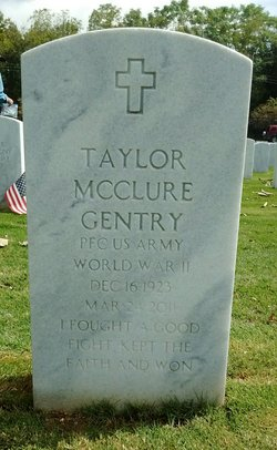Taylor McClure Gentry