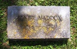 Elmer Maddox
