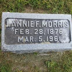 Lannie F. <I>Clemens</I> Morris
