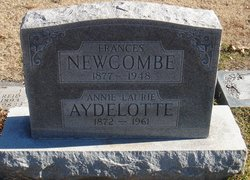 Frances Newcombe