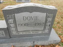 Dovie Mae <I>Young</I> Warren