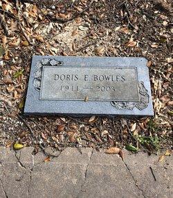 Doris E. Bowles