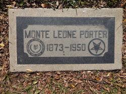 Monte Leone <I>Morse</I> Porter