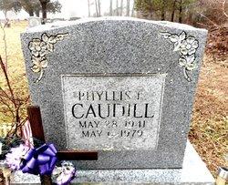 Phyllis Florence <I>Courtney</I> Caudill