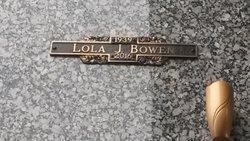 Lola Joann Bowen