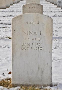 Nina I Ahern