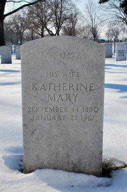 Katherine Mary <I>Adamski</I> Fenske