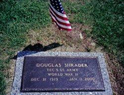 Douglas Fairbanks Shrader
