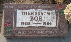 Theresa M. Boe