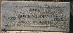 Caroline Olive <I>Plant</I> Dahl