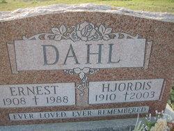 Hjordis <I>Hanson</I> Dahl