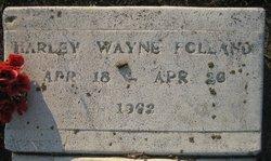 Harley Wayne Folland