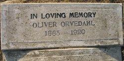 Oliver Orvedahl