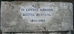 Britha <I>Hopperstad</I> Orvedahl