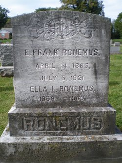 Edward Frank Ronemus