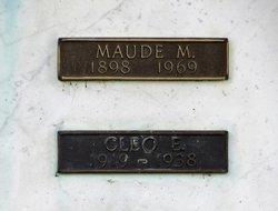 Maude May <I>Wagner</I> Shelley