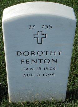 Dorothy Fenton