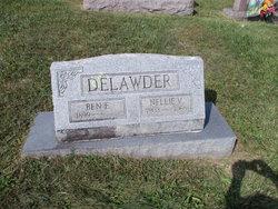 Nellie Victoria <I>Cullers</I> Delawder