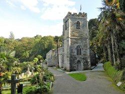 St. Just Churchyard
