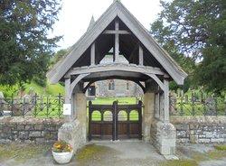 Abbeycwmhir, St Mary's Churchyard