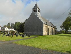 Trefeglwys, St Michael's Churchyard