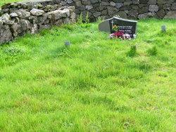 Gásadalur Cemetery