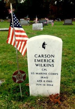 Carson Emerick Wilkins