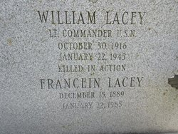 LCDR William Lacey Lamberson