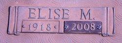 Elise Marie <I>Moore</I> Byrom