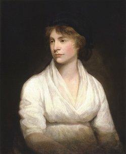 Mary <I>Wollstonecraft</I> Godwin
