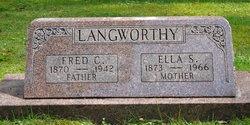 Fred C. Langworthy