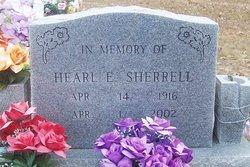 Hearl Edward Sherrell