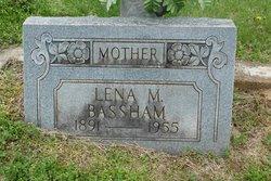 Lena M. <I>Reed</I> Bassham