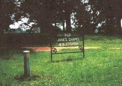 Old Jones Chapel Cemetery