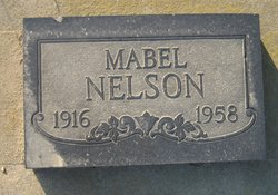 Mabel Nelson