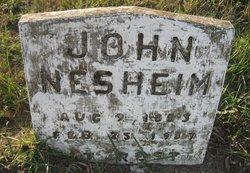 Jon Nesheim