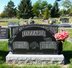 Margaret Mary Tizzard