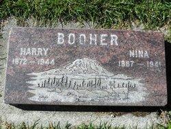 Nina <I>Wellenback</I> Booher