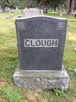 Julia M <I>Dalton</I> Clough