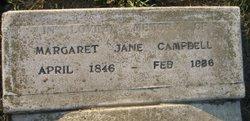 Margaret Jane <I>Collins</I> Campbell