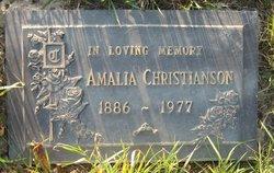 Amalia Christianaon