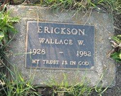 Wallace W. Erickson