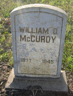William D. McCurdy