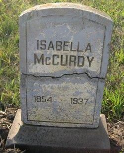 Isabella McCurdy