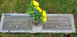 """Mildred J. """"Millie"""" <I>Miller</I> Brown"""