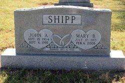 Mary Bell <I>Slingland</I> Shipp