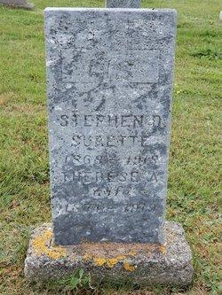 Stephen Dauphin Surette