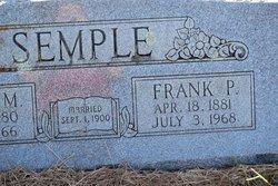 Frank Pitchlynn Semple