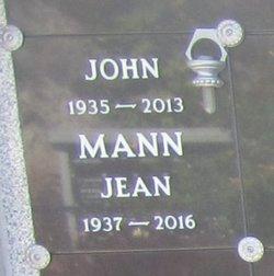 Jean Dickson Mann