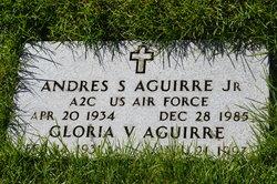 Gloria V Aguirre
